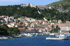Hwar Town, Croatia.  Another favorite from vacations past