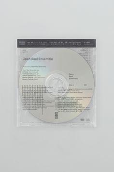Open Reel Ensemble : CD Jacket