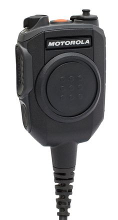 iF Award 2016   Rugged Devices for rugged enviromental usage   Active Noise Canceling Remote Speaker Microphone - Motorola Solutions Asia Pacific
