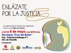 Justicia y Paz Tenerife: Enlázate por la justicia 2014