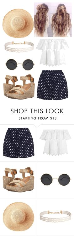 """""""Untitled #730"""" by cali-dreams on Polyvore featuring Zizzi, Madewell, Blowfish, Toast and Humble Chic"""