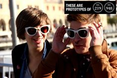 HIPSTERS with UNIQBROWs!
