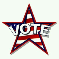 Get out and vote use your voice in your vote