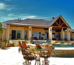 Texas Hill Country Style Homes | Atkinson Custom Homes, San Antonio, TX - New Home Construction