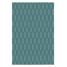 Honeycomb Textured Wool Rug - Special Order | West Elm