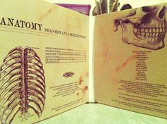 ANATOMY- Dead Man And A Skeleton Stag CD