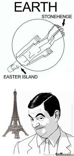 Stonehenge Easter Island | Laugh | Pinterest | Stonehenge ...