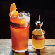 11 New Cocktails to Drink in Bars Now: April 2016