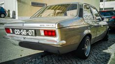 I had been uploading stuff to it to take care of later. That's a Kadett C, as far as I know. Probably from around Opel Kadett C Car Brands, Automotive Design, Old School, Chevrolet, Antique Cars, Deviantart, Le Mans, Vehicles, Passion