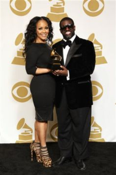 Erica and Warryn Campbell, love them as a couple!