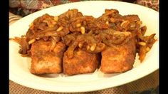 Sun-Dried Tomato Salmon with Caramelized Onions | #11alive #recipes