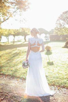 """""""Wild"""" verliebt! Die Traum-Herbsthochzeit von Marion und Thomas  CAROLIN ANNE http://www.hochzeitswahn.de/inspirationen/wild-verliebt-die-traum-herbsthochzeit-von-marion-und-thomas/ #wedding #mariage #bride"""
