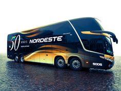 EXPRESSO NORDESTE - Empresa brasileira de transporte rodoviário de passageiros.