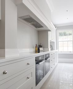 Modern Shaker Kitchen: modern Kitchen by Stonehouse Handmade Bespoke Kitchens Home Decor Kitchen, Kitchen Interior, New Kitchen, Kitchen Dining, Kitchen Ideas, Kitchen Units, Modern Shaker Kitchen, Shaker Style Kitchens, Dream Kitchens