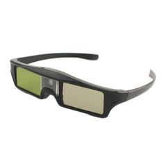 2016 New 3D IR Active Shutter Glasses For BenQ W1070 W700 W710ST DLP-Link Projector Hot Promotion
