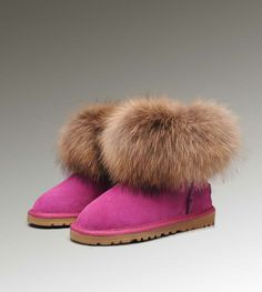 e4254dfd7db 41 Best Uggs Fox Fur For Women images in 2013 | Uggs, Classic ugg ...