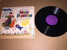 Mary Poppins Records Vinyl in Music   eBay