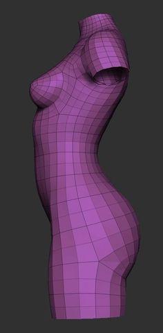 left 3d Max Tutorial, Zbrush Tutorial, Maya Modeling, Modeling Tips, Character Modeling, 3d Character, Polygon Modeling, 3d Art, Digital Sculpting