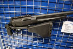 The MTs-255 Tactical Revolver Shotgun | Internet-D