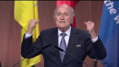 Blatter refuses to step down as FIFA prez  #FIFA #Football #battle