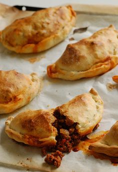 pastry for beginners from bourke street bakery – Beef Empenadas