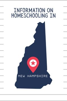 Get started homeschooling in #NewHampshire with this information. #homeschool #homeschoolinnewhampshire