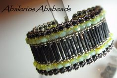 * Free Catala Bracelet Pattern featured in Bead-Patterns.com Newsletter!