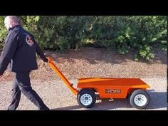 38000 Electric All Terrain Utility Cart Electric Utility, Utility Cart, Pug, Workplace, Outdoor Power Equipment, Platform, Trucks, Technology, Tech