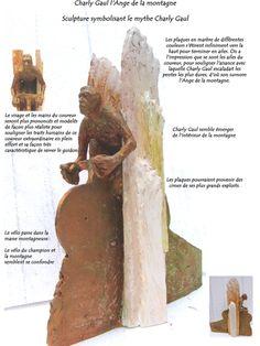 2006 projet pour un monument à la mémoire de Charly Gaul