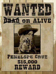 9 Free U0026 Premium Wanted Poster Templates (PSD)