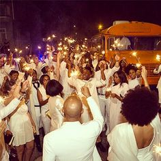 All the Best Instagram Photos of Solange's Gorgeous Wedding | WhoWhatWear