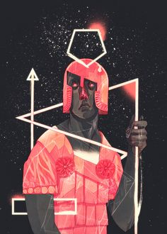 Patryk Hardziej is yet another Polish designer/illustrator that keeps on pushing out magnificent work, and with a quite unique illustrative style his pieces definitely stands out.