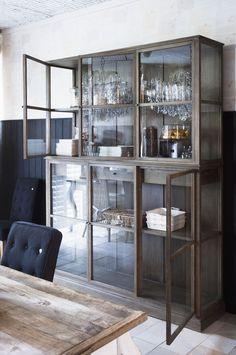 Clinton Hill Cabinet (Riviera Maison)