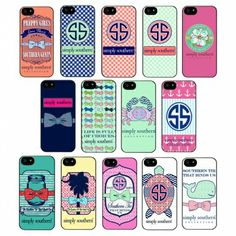 Simply Southern Collection variety of phone cases