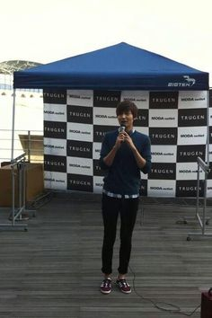 Trugen Fansign Event in Cheonan Moda outlet 130504