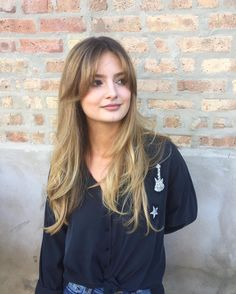 awesome 44 Amazing Hairstyles with Long Bangs - Sassy and Unuasual