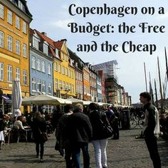 Copenhagen can be budget friendly if you're smart about where you eat, stay, and what you do. Here is a guide to Copenhagen on a budget