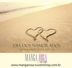 Já pensou no presente ideal? Aqui na MANGA ROSA tem, venha e confira, caso prefira visite nosso site. www.mangarosa.nuvemshop.com.br