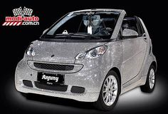 Compact crystal car