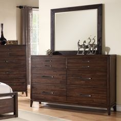 Have to have it. Avalon Furniture Archer Park 6 Drawer Dresser - $749 @hayneedle