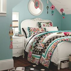 bedroom by lighthouse girl