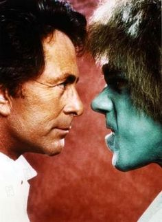 The Incredible Hulk TV Series