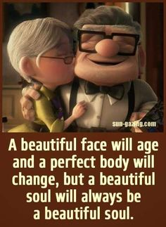 A beautiful face will age and a perfect body will change, but a beautiful soul… Cute Quotes, Great Quotes, Quotes To Live By, Inspirational Quotes, Motivational Messages, Motivational Posters, Aging Gracefully, My Guy, Beautiful Soul