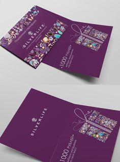 Подарочный сертификат разработан с целью привлечения потенциального потребителя. Графический дизайн дизайн реклама пос материалы буклет подарочный сертификат подарок ювелирные украшения драгоценности Tyu