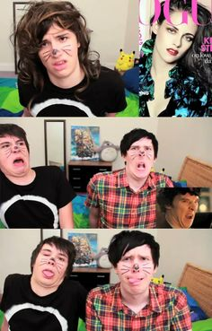 Phil is not on fire