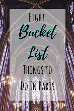 How do you escape the dreaded Paris Syndrome? Don't visit big name attractions just because they're considered must-sees! Think about what you'd enjoy doing and consider some of these alternative things to do in Paris. Your bucket list will thank you!