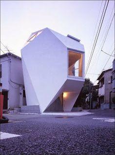 Gambar Rumah Minimalis Idaman di Tokyo