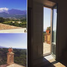 Morning, between Etna and the sea Around The Worlds, Italy, Windows, Sea, Adventure, Ocean, Fairy Tales, Adventure Books, Italia