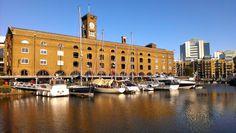 St. Katharine´s Dock, un rincón escondido en uno de los lugares más visitados de Londres   QverLondres.com   Blog sobre Londres con rutas y eventos.