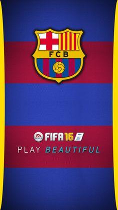 FIFA 16 | FC Barcelona Carátulas de los clubes | EA SPORTS, iPhone 6+